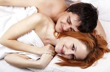 Male sexual sensitivity orgasms